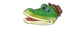 голова крокодила Гены